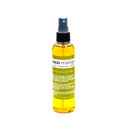 Hair and Body Oil