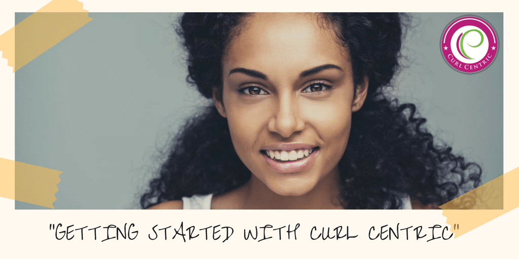 Curl Centric Home Page Photo