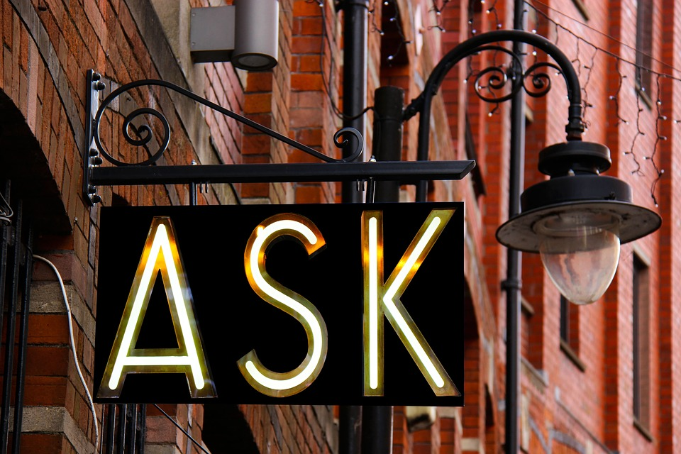 """""""ASK"""""""