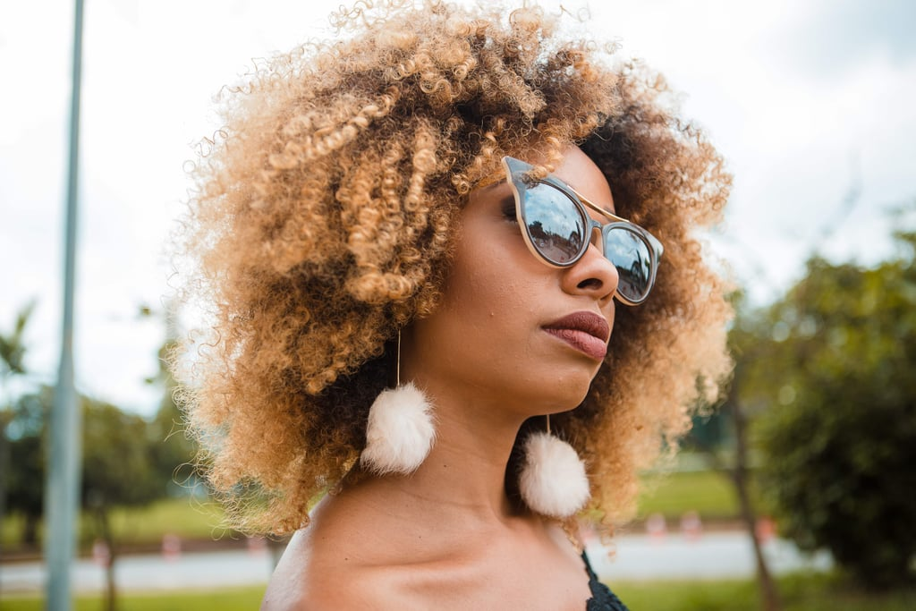 Hot accessories for summer: hair color and shades